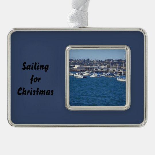 Christmas Ornament for Sailing