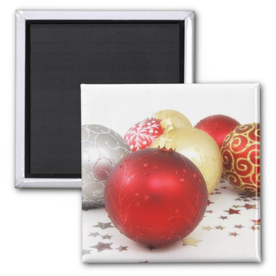 Christmas Ornaments 9 Magnet