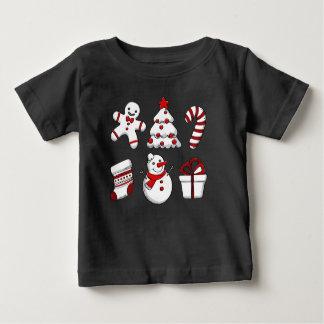 Christmas Ornaments Baby T-Shirt