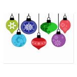 Christmas Ornaments Business Card