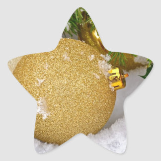 Christmas Ornaments Holiday Tree Destiny Gifts Star Sticker