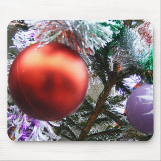 Christmas Ornaments Mouse Pad