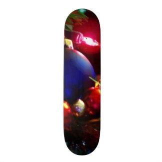 Christmas Ornaments Skateboards