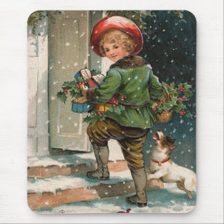 Christmas Packages Mouse Pad