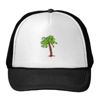 CHRISTMAS PALM TREE HATS