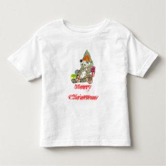 Christmas Panda T-shirts