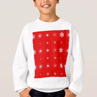 Christmas Paper Background Sweatshirt