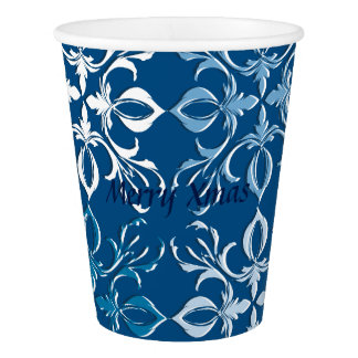 Christmas Paper Cup