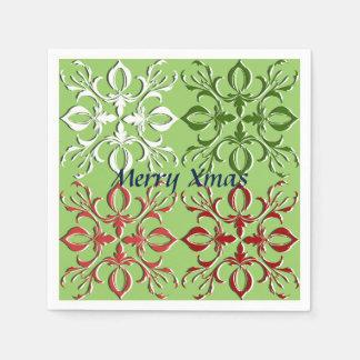 Christmas Paper Serviettes