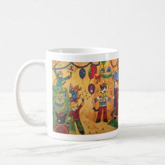 Christmas Party Coffee Mug
