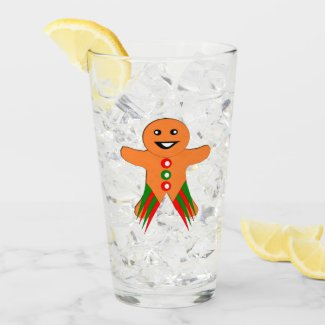 Christmas Party Gingerbread Man Glass/></a><a href=