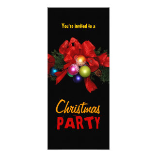 Christmas Party Invitation