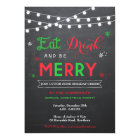 Christmas Party Invitation / Holiday Invitation