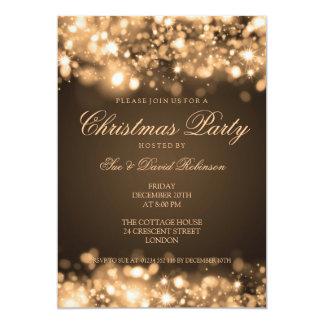 Elegant Christmas Party Invitations & Announcements   Zazzle.co.uk