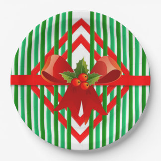 Christmas Party Time Christmas Party Paper Plates