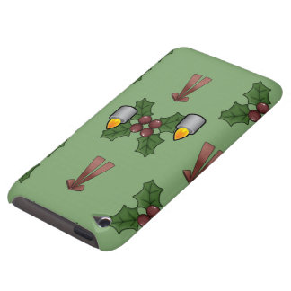 christmas pattern iPod touch case
