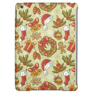 Christmas Pattern Vintage Style