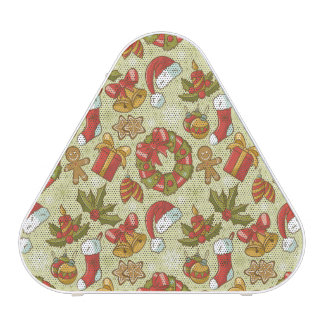 Christmas Pattern Vintage Style