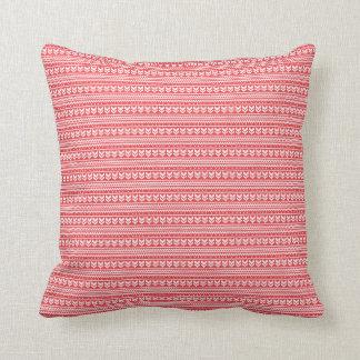 Christmas Pattern * Winter Cushion