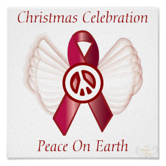 Christmas Peace On Earth-Customize Poster