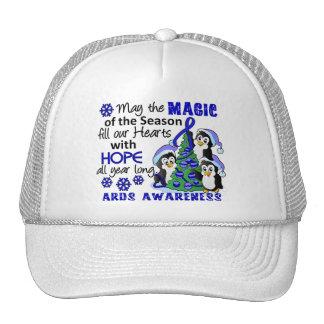 Christmas Penguins ARDS Hat