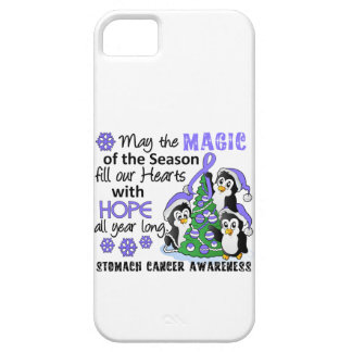 Christmas Penguins Stomach Cancer iPhone 5 Case