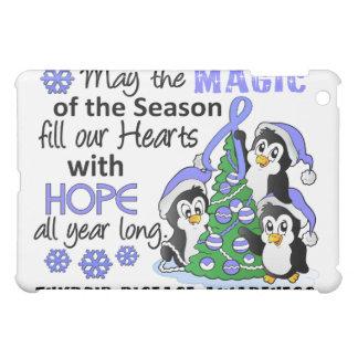 Christmas Penguins Thyroid Disease Case For The iPad Mini