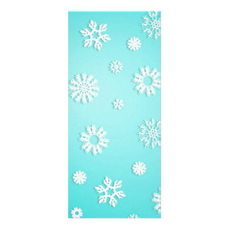 Christmas Personalized Rack Card