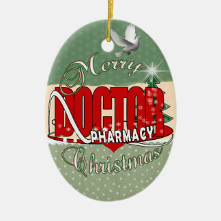 CHRISTMAS PHARMACY DOCTOR CHRISTMAS ORNAMENT