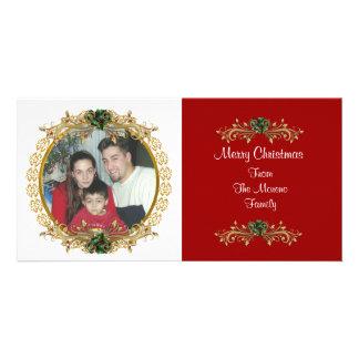 Christmas Photo Card Elegant