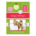 Christmas Photo Card Personalized Invitation