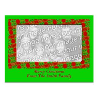 Christmas Photo Frame Postcards