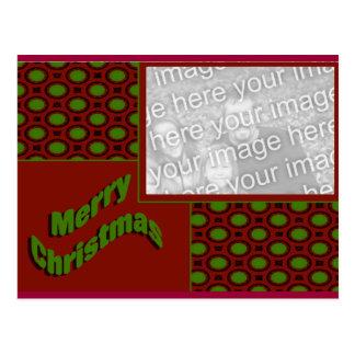 Christmas Photo Frame Post Cards