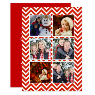 Christmas Photo Greeting and Eggnog Open House 13 Cm X 18 Cm Invitation Card