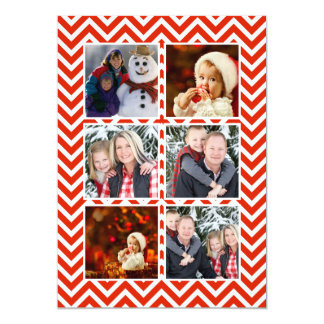 Christmas Photo Greeting and Party Invitation