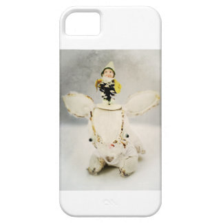 Christmas Photo Holiday Greeting Card iPhone 5 Cases