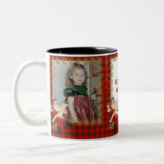 Christmas Photo Mug for Grandma