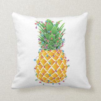 Christmas Pineapple Tree Cushion