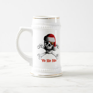 Christmas Pirate Stein / Mug