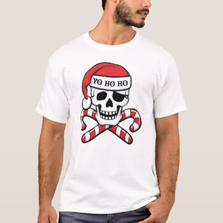 Christmas Pirate T-Shirt