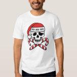 Christmas Pirate T Shirts