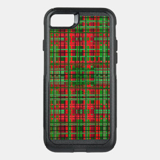 Christmas plaid phone case
