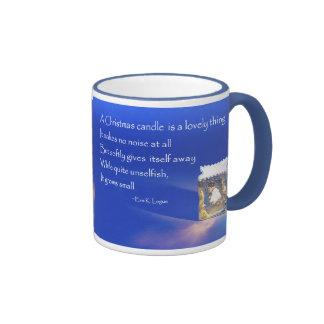 Christmas Poem mug