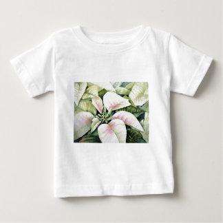 Christmas Poinsettias Baby T-Shirt