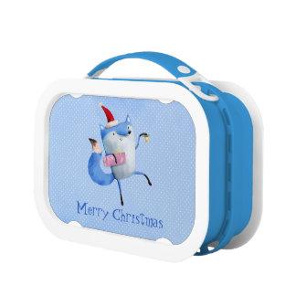 Christmas Polar Fox Lunchboxes