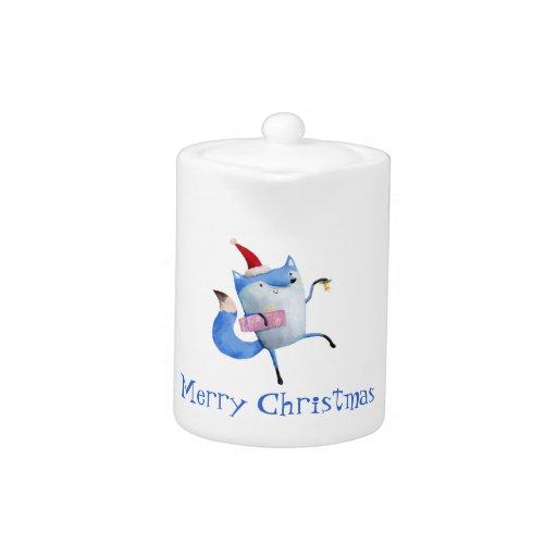 Christmas Polar Fox