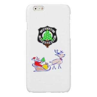 Christmas Police Gifts iPhone 6 Plus Case