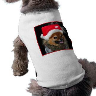 Christmas Pomeranian Dog Shirt