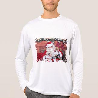 Christmas - Pomeranian - Toby & Andy T-Shirt