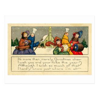 Christmas Postcard (1920)
